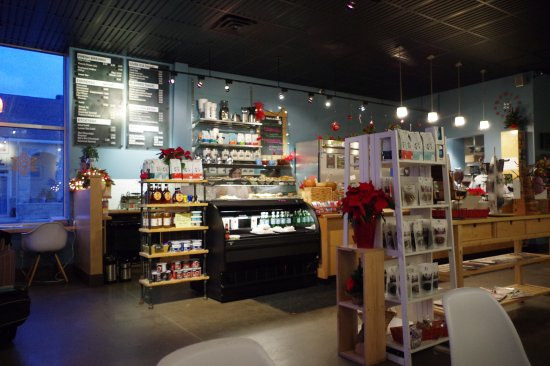 Equator Coffee Roasters in Almonte preparing for the upcoming Christmas season 2015