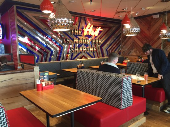 Thank Hyou Picture Of Pizza Hut Staines Tripadvisor