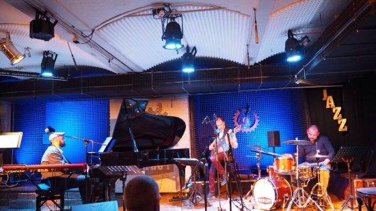 Jazzclub Kunstfabrik Schlot Cabaret