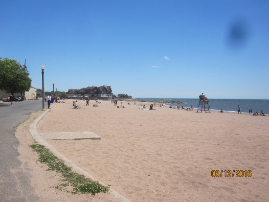 Carousel At Lighthouse Point Park Beach