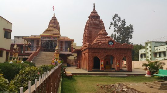Jagannath Temple, Sector 4, Bhilai, Chhattisgarh, India