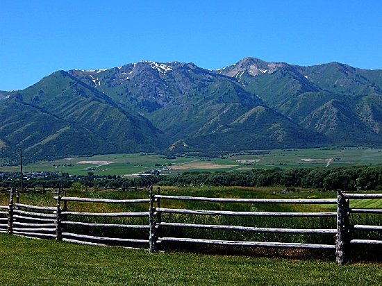 Wellsville, UT: Incredible Vistas