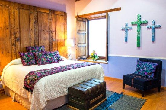 Casa Santa Lucia : HAB. ZINACANTAN