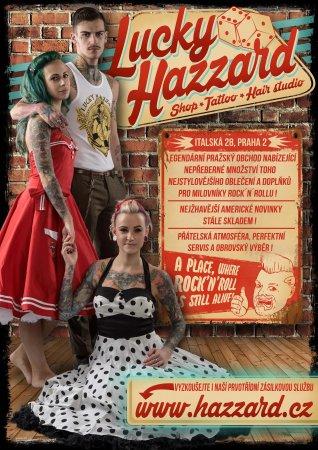 Lucky Hazzard