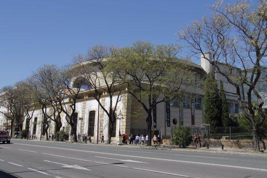Teatro de La Maestranza: Exterior del Teatro