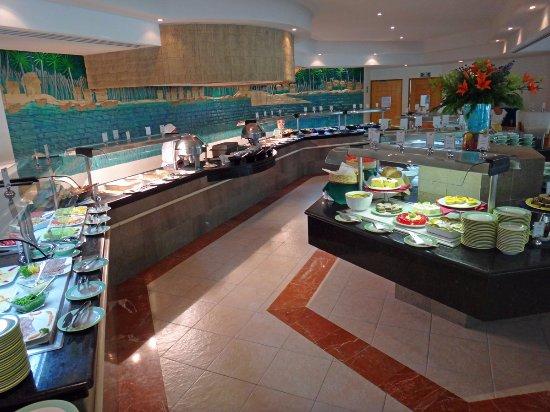Grand Park Royal Luxury Resort Cozumel 3 Specialty Restaurants 1 Main Buffet Restaurant
