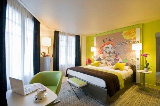 Mercure Nice Centre Grimaldi : Guest Room