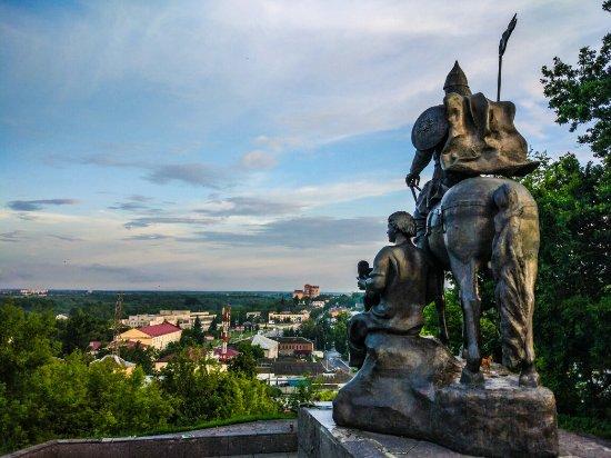 Memorial complex Pokrovskaya Gora