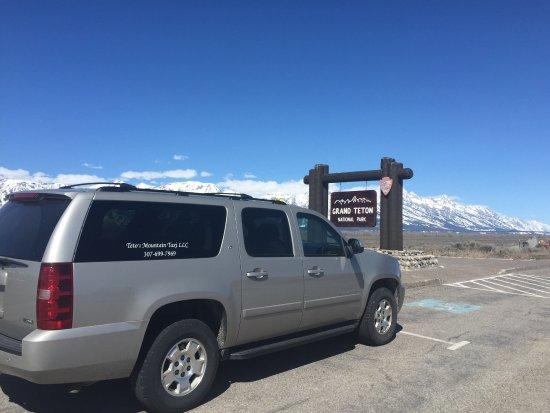 Teton Mountain Taxi