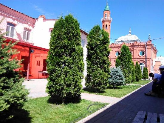 Astrakhan Mosque # 3