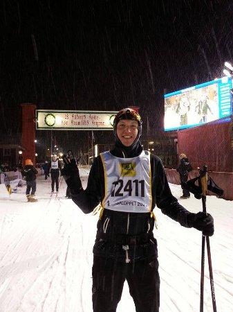 Uster, Szwajcaria: Kurzreise zum Vasaloppet 2014 mit Sports-Village.ch Langlaufausrüstung