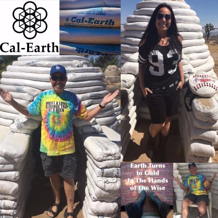 Cal Earth Homes: #CalEarth @CalEarthInstitute #CalEarthInstitute EARTH TURNS TO GOLD IN THE HANDS OF THE WISE. #R