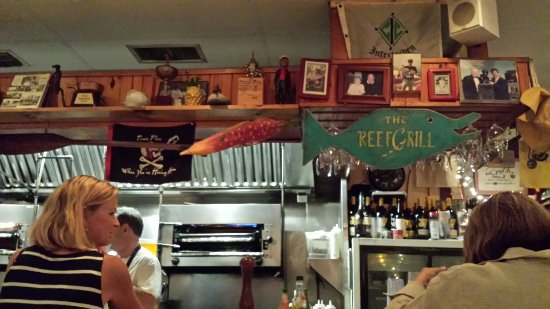 Juno Beach, FL: Captain Charlie's Reef Grill