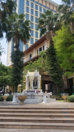 Le Meridien Chiang Mai: Hotel Entrance