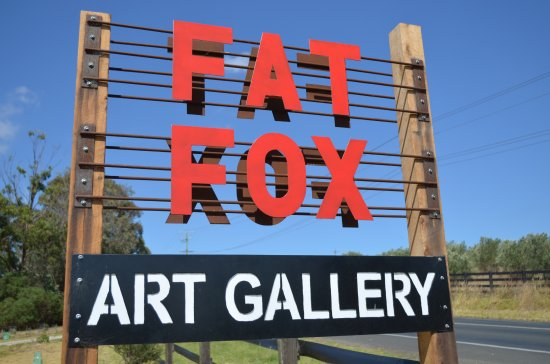 Fat Fox Art Gallery