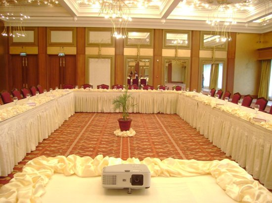 Pearl-Continental Hotel Gwadar: Meeting Room