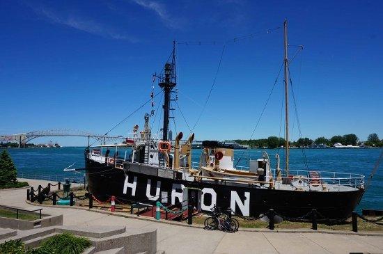 HURON Lightship Museum