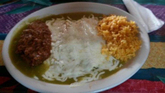 Fajitas Locos Mexican Food