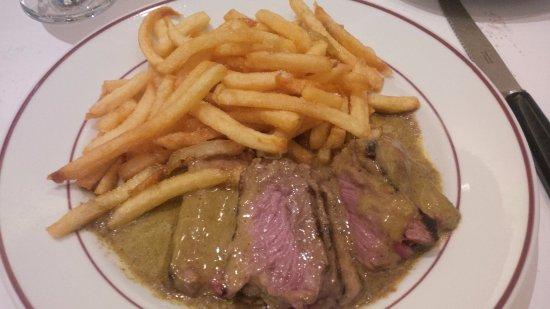 Relais de Venise - City of London Branch : Steak