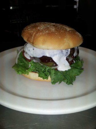 Hillsboro, MO: bbq ranch burger