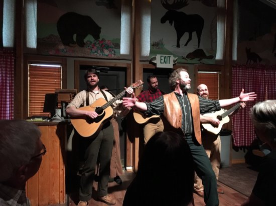 Alaska Cabin Nite Dinner Theater: photo0.jpg