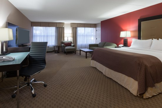 Holiday Inn Pensacola-N Davis Hwy: ADA/Handicapped accessible Deluxe King Guest Room