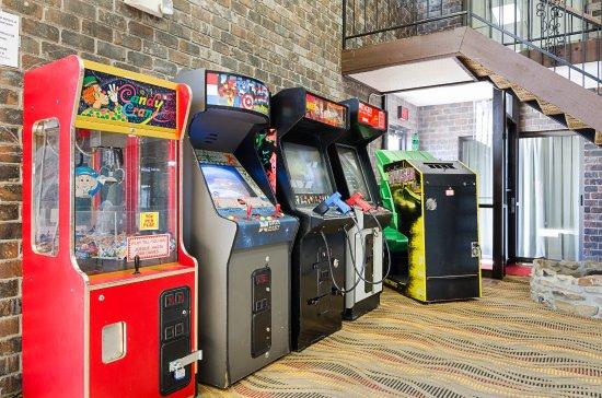 McPherson, KS: Arcade