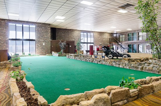 McPherson, KS: Mini golf