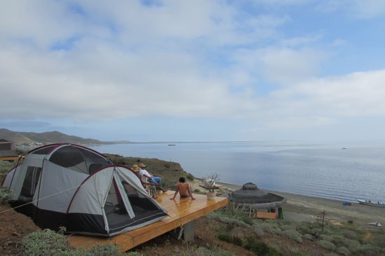 Puerto San Carlos, Meksiko: Magdalena Whale Camp