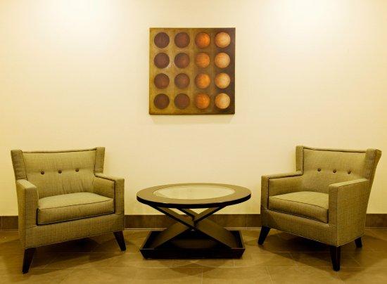Borger, Teksas: Hotel Lobby