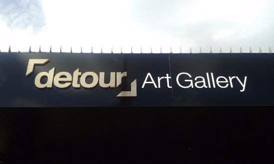 ‪Detour Art Gallery‬