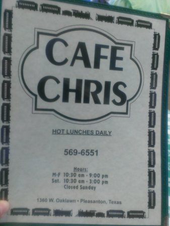 Cafe Chris