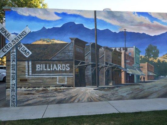 Murals picture of exeter murals exeter tripadvisor for California mural