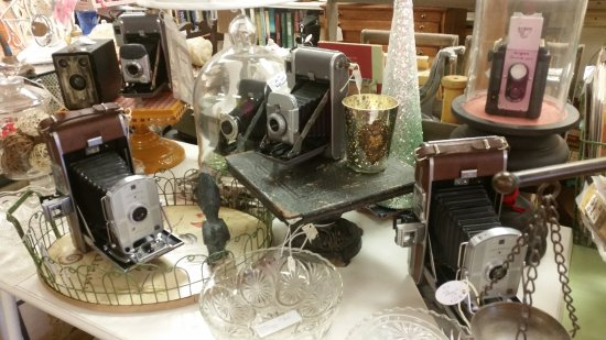Boerne, TX: Even more antique cameras