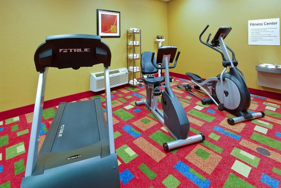 Holiday Inn Express Hotel & Suites - Pensacola West-Navy Base: Fitness Center
