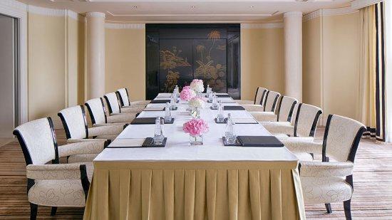 The Peninsula Shanghai: Jingan Meeting Room