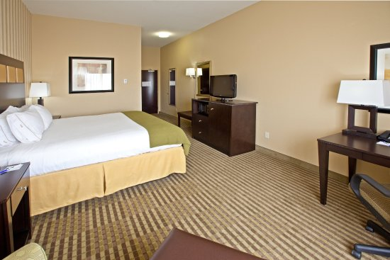 Richwood, KY: King Bed Guest Room