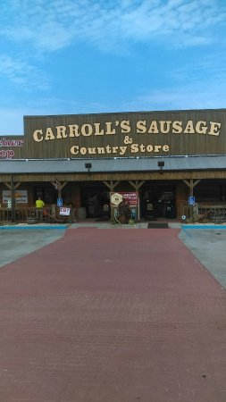 Ashburn, GA: Carroll Sausage & Country Store