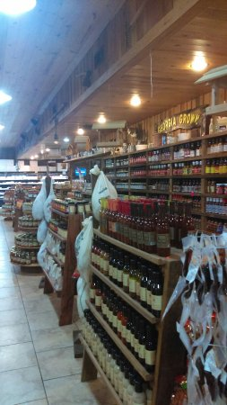 Ashburn, Τζόρτζια: Carroll Sausage & Country Store