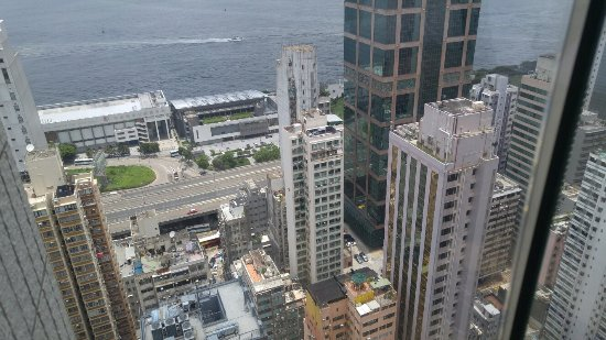 Breakfast Bild Von Ramada Hong Kong Harbour View Hongkong