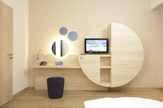 H2 Hotel Berlin Alexanderplatz: Standard Room