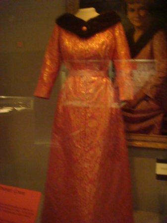 Abilene, KS: One of Mamie's dresses