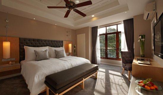 The Chateau Spa & Organic Wellness Resort: Guest room