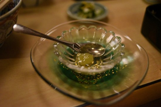 Yoshidaya Minokin: Dessert