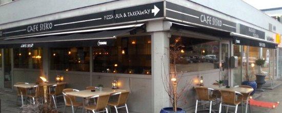 cafe m buddinge station