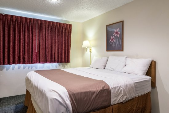 New Ulm, MN: Guest room