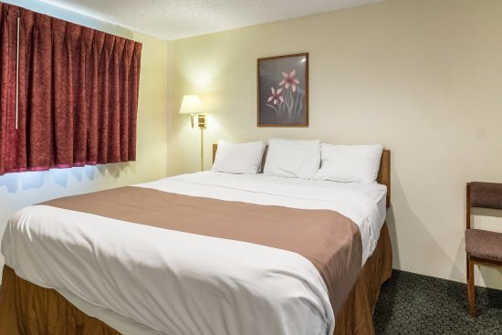 Econo Lodge New Ulm: Guest room