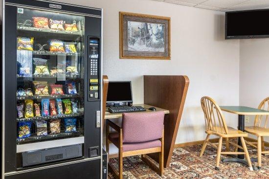 New Ulm, MN: Vending