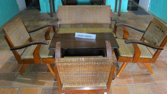 Karawang, Indonesien: Dulu rumusan proklamasi dimeja ini
