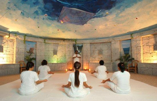 Barka, Oman: Meditation Hall
